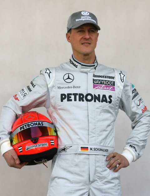 Michael Schumacher n°3