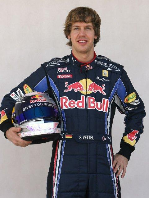 Sébastian Vettel n°5