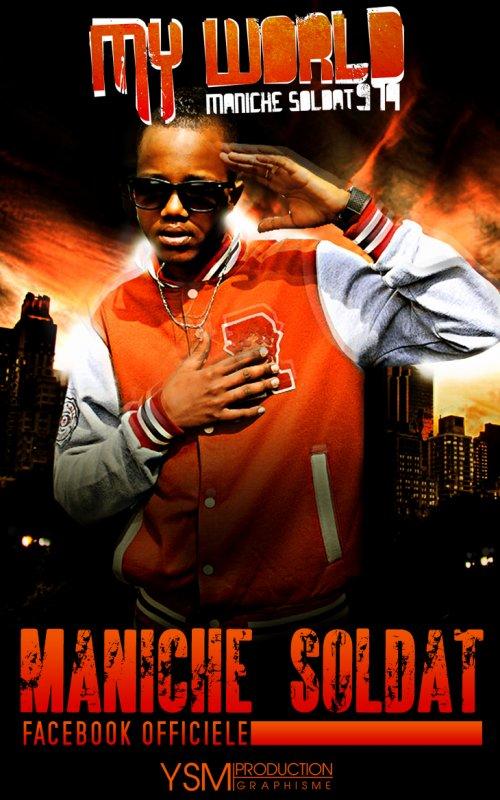 MANICHE SOLDAT 974