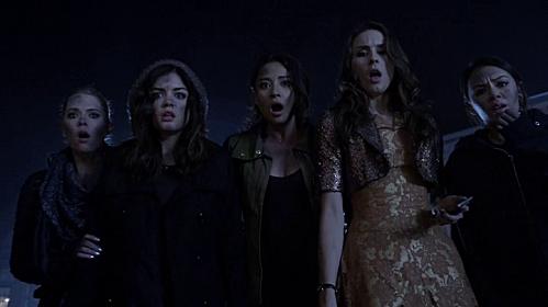 Les dernières infos sur la saison 4 de Pretty Little Liars !