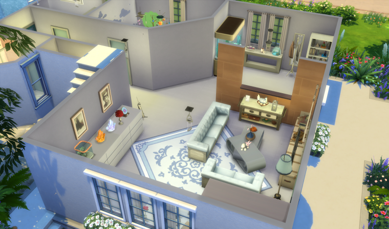 articles de lydiebruno tagg s maison grecque blog les sims 4 de pimousse. Black Bedroom Furniture Sets. Home Design Ideas