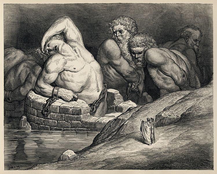 Mythologie grecque-1- Les dieux et le monde (partie 1)