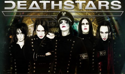 ne pas oublié DEATHSTARS, Un groupe de metal industrial qui déchire \m/