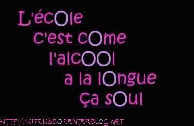 *******l 'ecole******