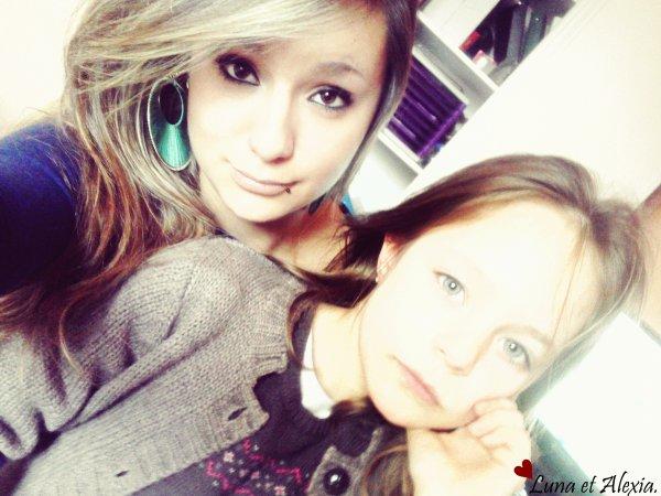 Voilà , l'une de mes petites soeurs. ♥