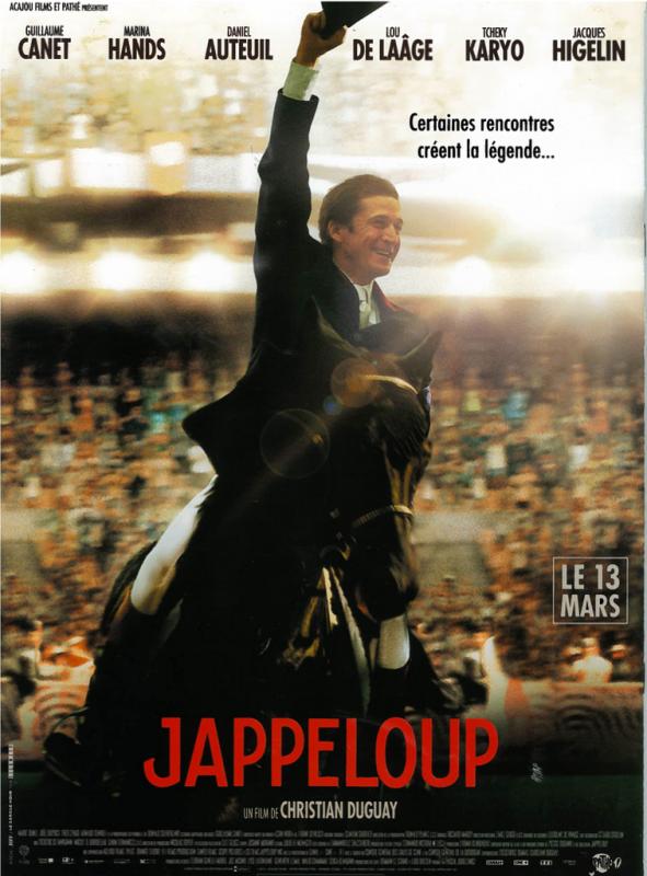 Jappeloup : Le plus beau film sur l'équitation jamais vu au cinéma !