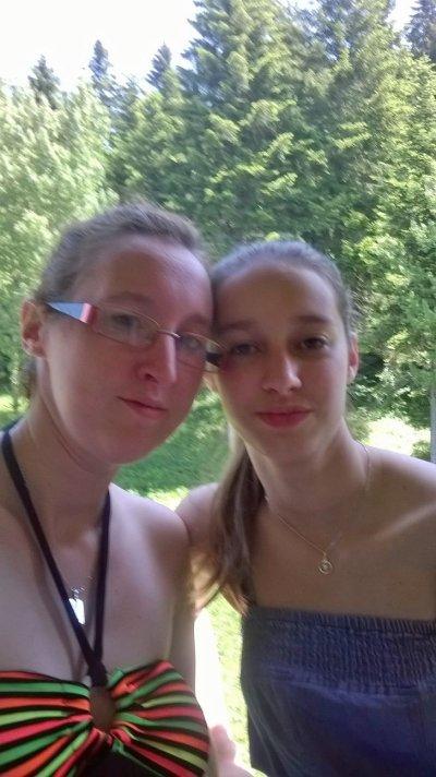 Moi et ma soeur angelique