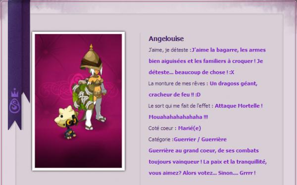 Miss & Mister Amakna: Angelouise et Tangoua !!