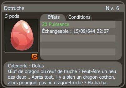 Un nouveau Dofus: Le Dotruche.