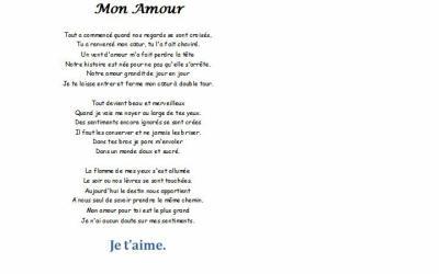 Petit Poeme Lors De Mes Fiancailles Avec Mon Chéri
