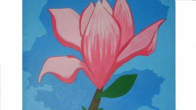 Tableau12( Le Magnolia)