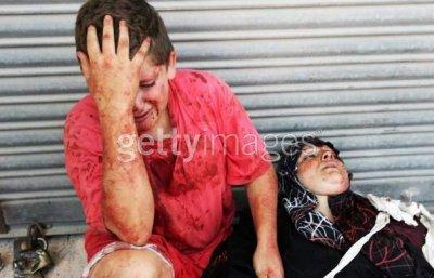 .... enfant palestinien
