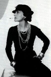 Mademoiselle Coco Gabrielle Chanel.
