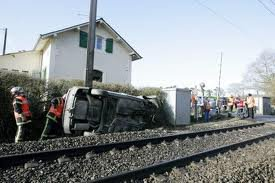 accident de train