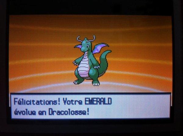 Récit de capture 7 : Enfin mon dragon Shiny!!