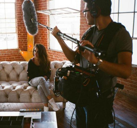 Adidas NEO : les coulisses du photoshoot sexy
