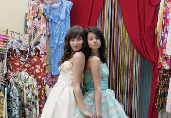 Selena Gomez et Demi Lovato : ensemble dans l'émission Jimmy Kimmel !