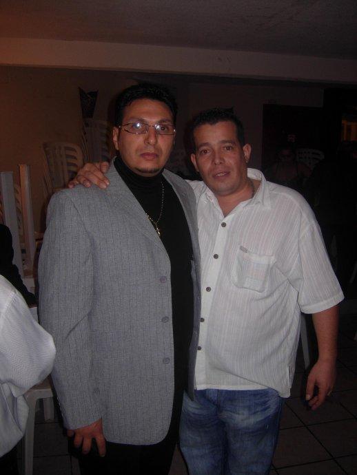 moi et mon frère david