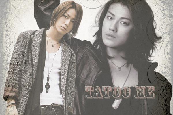Tatoo Me chapitre 8
