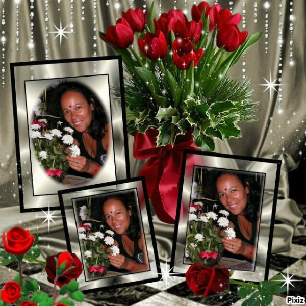 moi et les fleur sss