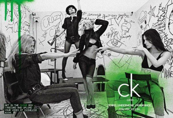CK One F/W 11.12