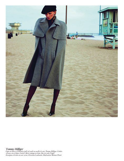 """Vogue Paris Aout 2011   by Inez van Lamsweerde and Vinoodh Matadin """"Preview"""""""