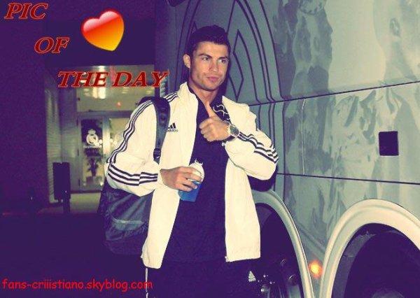 Cristiano Ronaldo pic of the day