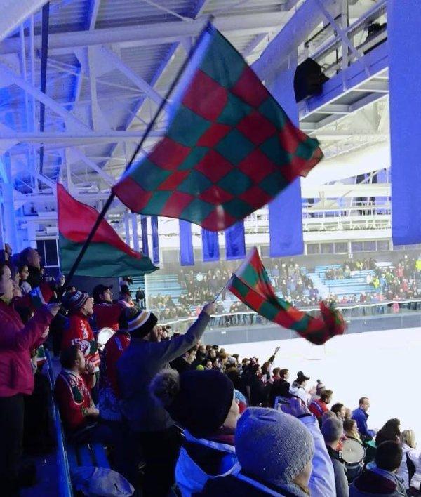 Aux supporters des Yétis qui font le déplacement ce soir à Chambéry...