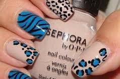 vernis tigre leopard