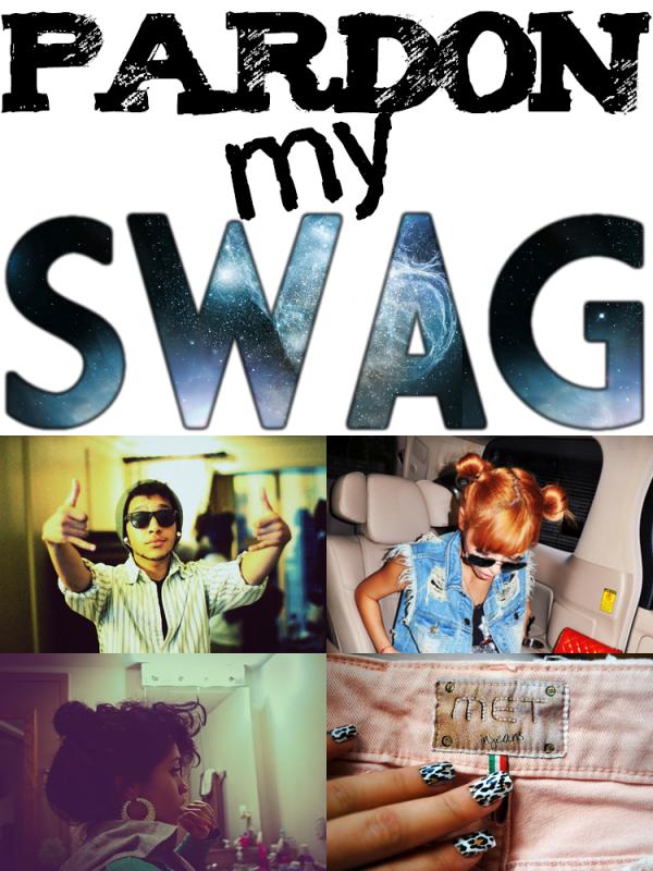 ♚ Keep calm and check my swag on.