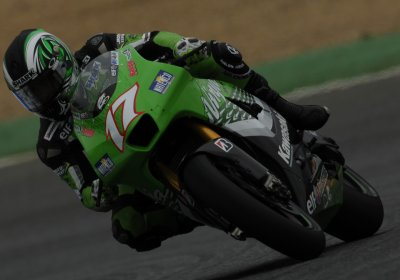 Randy De Puniet Kawasaki Racing N°17