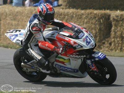 Casey Stoner Team Honda LCR n°27