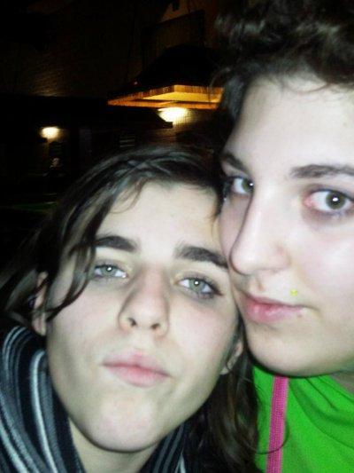 Ma soeur et Moi ;)