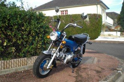 Mon Skyteam Dax 50cc