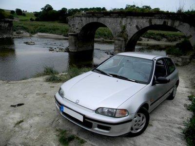 Ma Honda Civic LSi (EG4) 1993