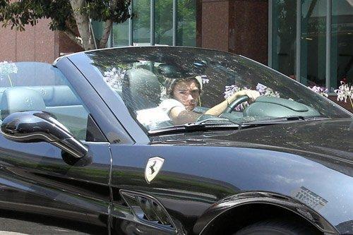 Harry ou un après-midi au volant d'une Ferrari..