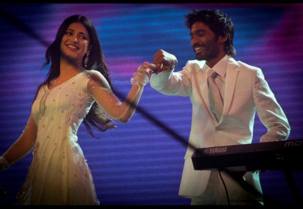 Shruthi with Danish