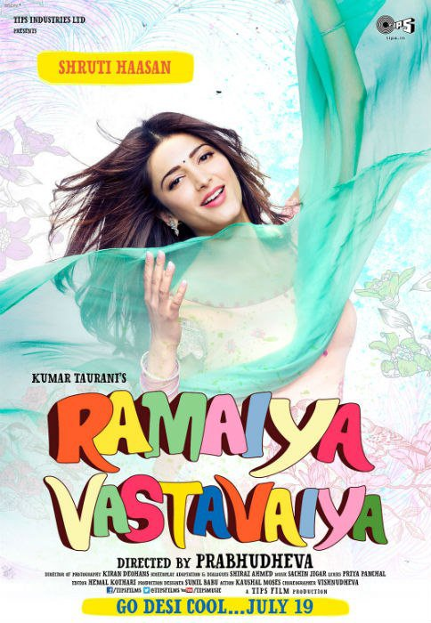 Ramaiya Vastavaiya - Official Film Trailer