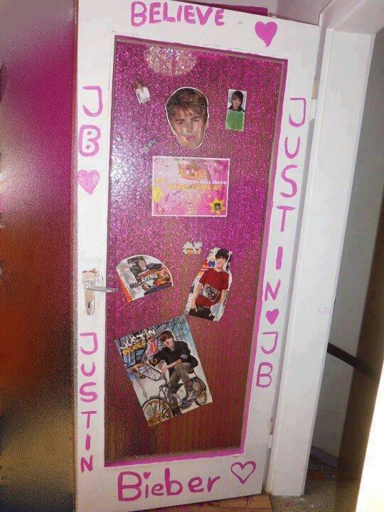 Aime si tu ne ferais jamais ça à ta porte !