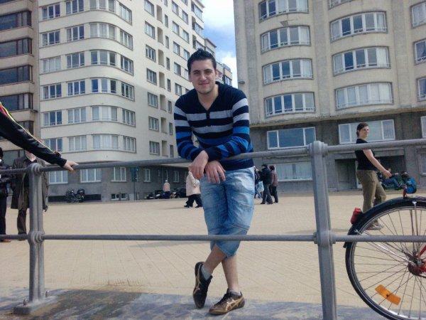 La ptite balade à Ostende :D