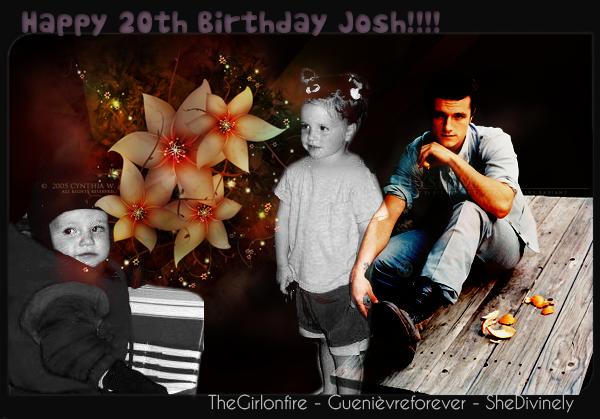 Josh Hutcherson's Birthday