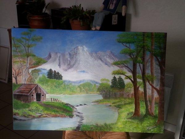 que la montagne est belle .....