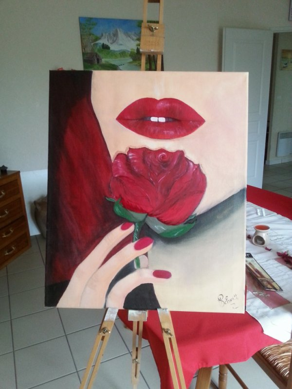 mon amie la rose............