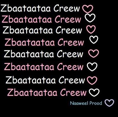 ZBAATAATAA CREEEW '