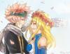 Ne pleure pas pour ta défaite, garde-les pour ta victoire ! ## Natsu à Lucy