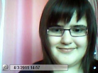 moi ma nouvelle coiffure et mes nouvelles lunettes   XD