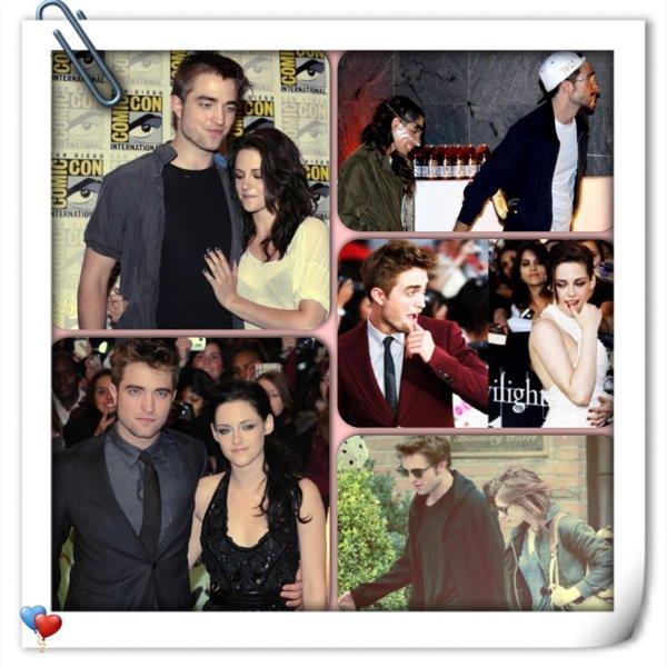 Kristen et Rob! ❤❤
