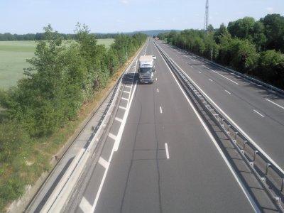 Scania (Photo prise par mes soins)