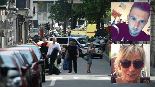 """La maman de Cyril, victime du tueur de Liège, témoigne: """"Je revois cet homme avancer vers nous et tirer sur mon enfant"""""""
