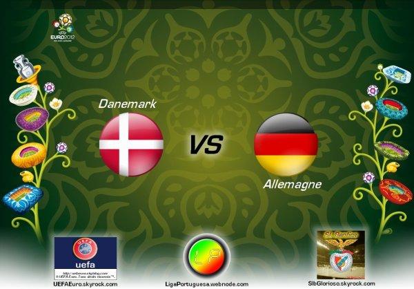UEFAEuro - UEFA Euro 2012 Danemark - Allemagne En partanariat avec SLBglorioso
